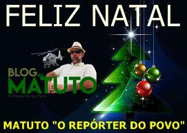 """O REPÓRTER DO POVO """"MATUTO"""" DESEJA UM FELIZ NATAL PARA TODOS OS ... 13ee17501e"""