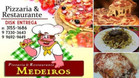 medeiros pizzaria