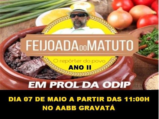 zzzzz feijoada do matuto 2017