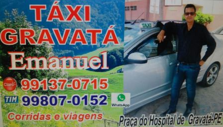 2 taxi emanuel novo