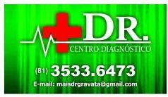 3 dr logo