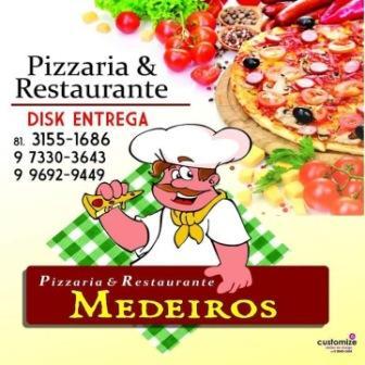 pizzaria medeiros