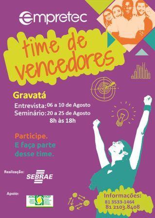 FAÇA PARTE DESTE TIME DE VENCEDORES JUNTO COM ASSOCIAÇÃO COMERCIAL E  EMPRESARIAL DE GRAVATÁ - ACIAG dc41c2b075